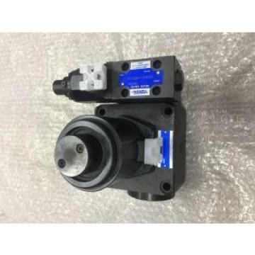 Yuken EFBG Sesries Proportional Electro-Hydraulic Flow Control and Relief Valve