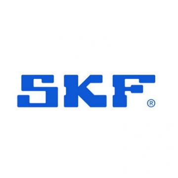 SKF SAF 22611 x 2 SAF and SAW pillow blocks with bearings on an adapter sleeve