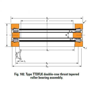 Bearing D3327G Thrust Race Double