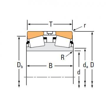 Bearing L163149D L163110