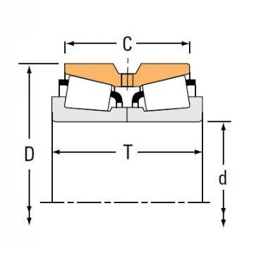 Bearing NA53176 53390D