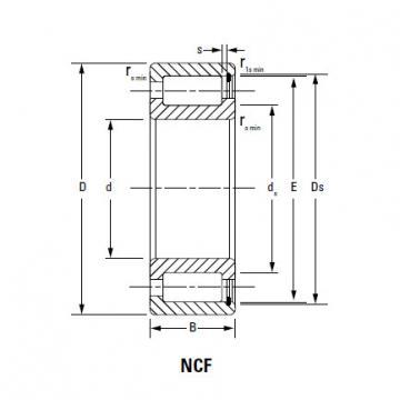 Bearing NCF18/710V