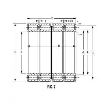 Bearing 240ARVS1668 270RYS1668