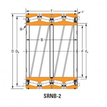 Bearing Bore seal 298 O-ring