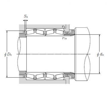 Bearing M284148D/M284111/M284110DG2