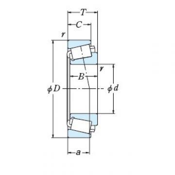 Bearing HM237532/HM237510