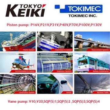 TOKIME piston pump P70V-RS-11-CG-10-J