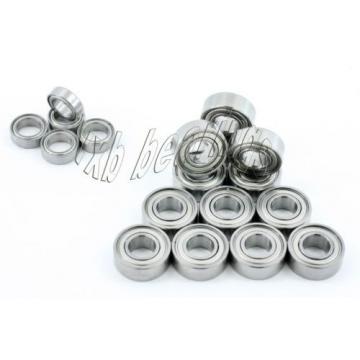 Tamiya Hotshot Ceramic Bearing Set Ball Bearings Rolling