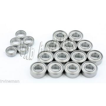 Set 17 Ceramic Bearing TAMIYA TB-03 Ball Bearings Rolling