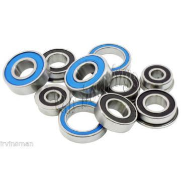 Serpent 733 Bearing set Quality RC Ball Bearings Rolling