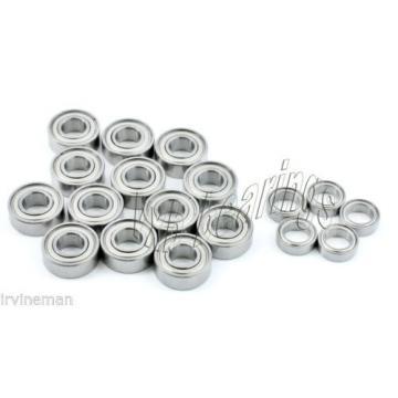 Set 14 Ceramic Bearing TAMIYA RENAULT ALPINE MONTE CARLO A11 Bearings Rolling