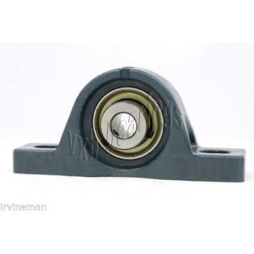 FHSLP202-15mmG Pillow Block Low Shaft Height 15mm Ball Bearings Rolling