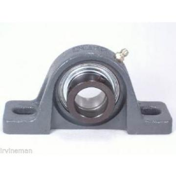 "FHSPW205-15 Pillow Block Cast Iron Light Duty 15/16"" Ball Bearings Rolling"