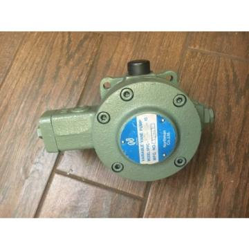 Variable Vane Pump F40-A3-10