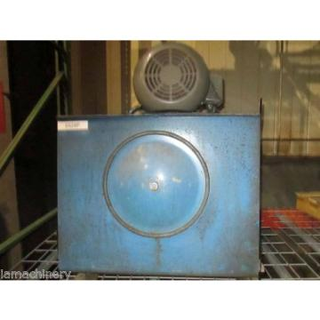 40 Gallon Nachi Model VDC- 1B- 2A9- E35 Hydraulic Pump, 5 HP