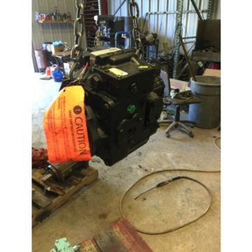 New 21 series Sundstrand  Hydrastatic pump
