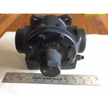 "NEW HAIGHT FD5-5AC HYDRAULIC GEAR PUMP,5/8"" SHAFT FD55AC CAPLUGS P-88-H"