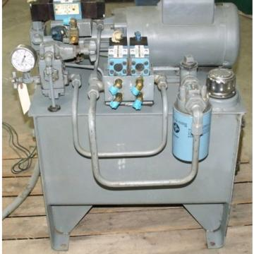 Hydraulic Power System