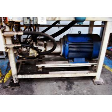 #SLS1D32 Morrell Hydraulic Power Supply Unit 30HP   15244DC
