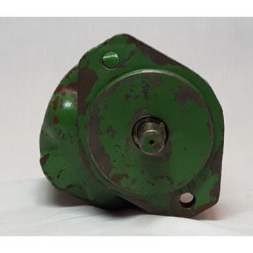 """NEW NOS Hydreco I506 D6 C4 / JOHN DEERE AP-22866 Hydraulic Pump 3/8"""" & 1/2"""" PORT"""