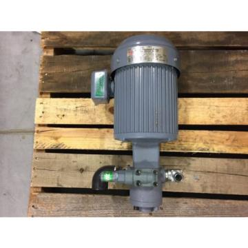 NOP Dual Trochoid Pump TOP2MY1500 216HWMVB