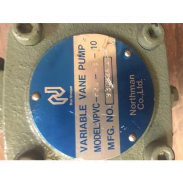 Variable Vane Pump F20-A3-10