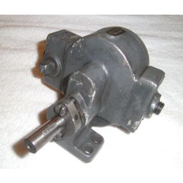 Brown & Sharpe Screw Machine #11 Hydraulic Pump 346P