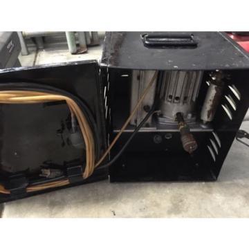 Electric Burndy Y6AC-3H 6000 PSI Hydraulic Pump