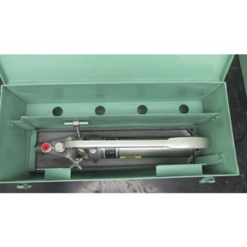 Mansfield & Green 10,000 PSI Hand Actuated Hydraulic Pump BR