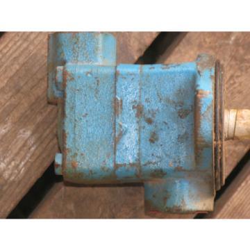 Vickers Vane  Hydraulic Pump Tractor Allis Ford John Deere Case IH