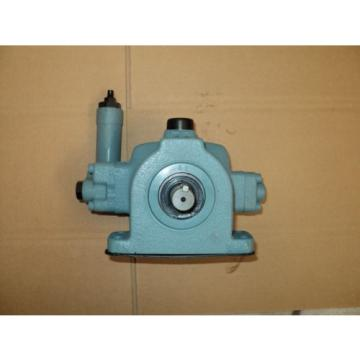 NACHI VDC-1A-1A3-E20 PUMP , HIGH PRESSURE TYPE VARIABLE VOLUME VANE PUMP
