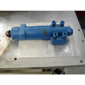 Eaton Vickers Piston Pump Compensator Series Pressure Limiting
