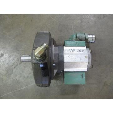 REXROTH 1PF1R4-19/10.00-500R 07363241 ROTARY GEAR HYDRAULIC PUMP