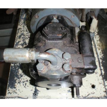 Parker Hydraulic Pump PVP1610B7L212_PVP161OB7L212_with Motor