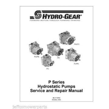 Pump PG-1KCC-DY1X-XXXX/BDP-10A-316/27-002/02964300/482643/BDP-10A-390 HYDROGEAR