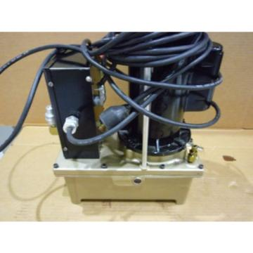 Brock 3/4 HP Electric {Permanant Magnetic Motor} Remote Control Hydraulic Pump