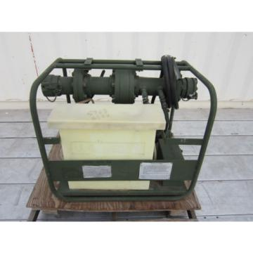 Hypochlorination Pump Unit. Model 1955-2 Capacity 2-400 GPM 100PSI