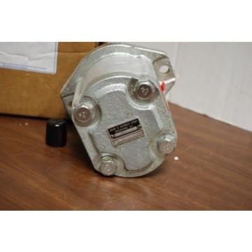 JOHN S. BARNES HYDRAULIC PUMP 1303193 JBS W9A1-08-R-3-B-O1-N NEW KEYED SHAFT