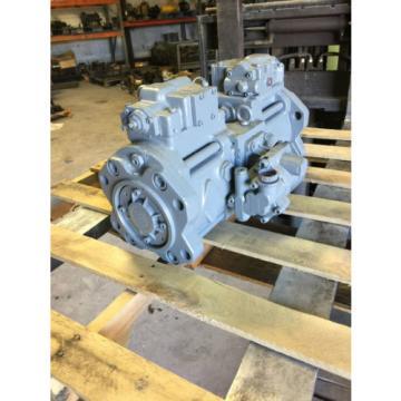Case CX240 main pump Kawaski K3V112