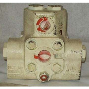 Hydreco Series 1500 Emergency Steering System Pump 1510KA1A1DB / 25GD13