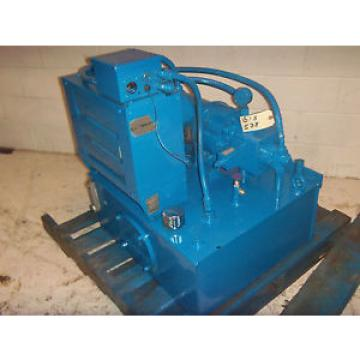 Rexroth 5HP 14GPM Hydraulic Power Unit