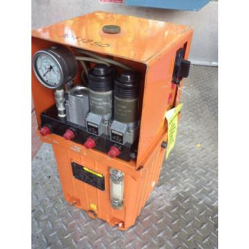CARR-LANE/ROMHELD SwiftSure Dual output Hydraulic Pump Pt#CLR901-EP w/Cover