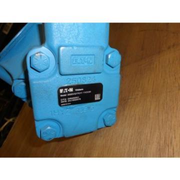 VICKERS 2520VQ17C11 11CC20; EATON 576253-3 HYD. PUMP; 23 GPM