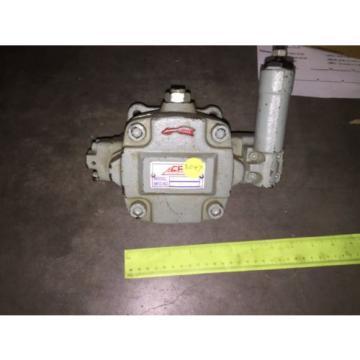 Rare Chyuan Fonn Hydraulic Vane Pump - Heavy Duty P/N's HVP-30-F-A3, 2001-04F