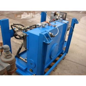 Hydraulic Power Unit 18.5 KW, 40/150 Bar, with oil cooler
