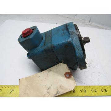 "Vickers V101S2S27A20 Single Vane Hydraulic Pump 1"" Inlet 1/2"" Outlet"