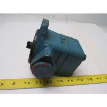 "Vickers V101P2S1A20 Single Vane Hydraulic Pump 1"" Inlet 1/2"" Outlet"