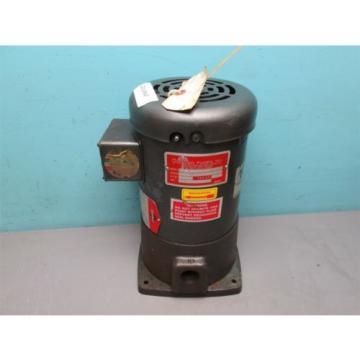 Gusher Pump Model VBH-50F 1/2hp 3ph Self Priming Coolant pump New