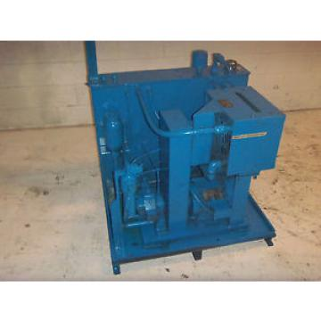 Racine Hydraulic Power Unit 5HP 10GPM