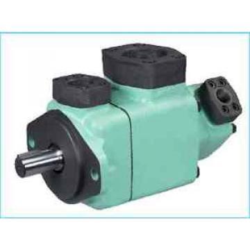 YUKEN Industrial Double Vane Pumps - PVR 50150 - 39 - 60